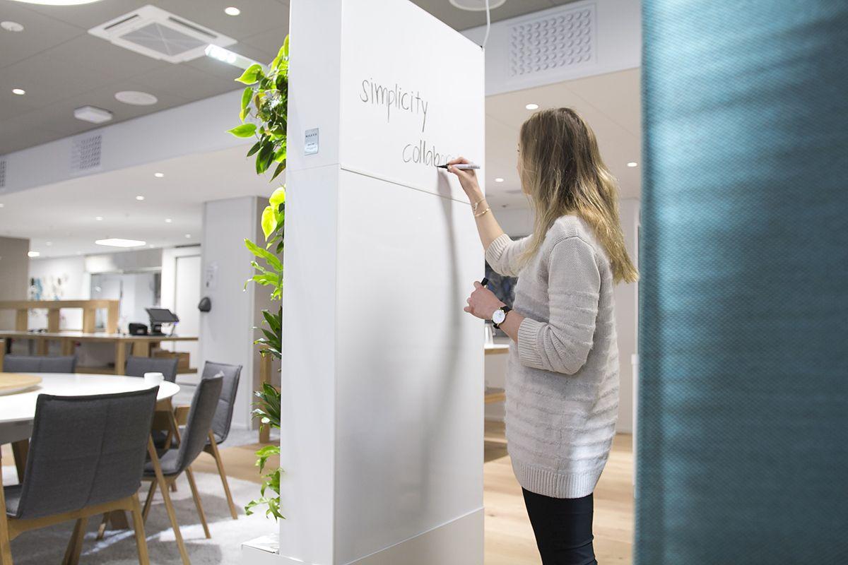 Nyt saa seinille piirtää! 5 ideaa uudenlaisiin tussitaulupintoihin