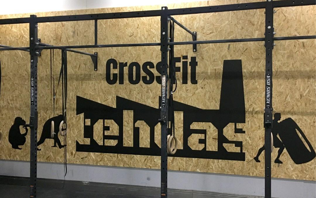 Case CrossFit Tehdas