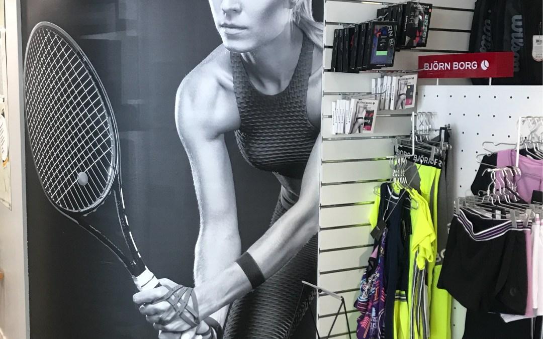 Case Taivallahden Tenniskeskus
